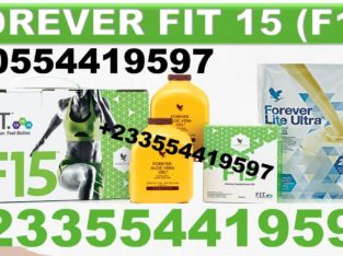 FOREVER F15 NUTRITIONAL WEIGHT LOSS PACK