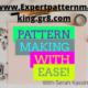 Expert Pattern Making