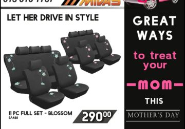 Great ways to Treat your Mom this Mother's Day Discounter Midas