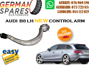 AUDI B8 LH CONTROLARM FOR SALE