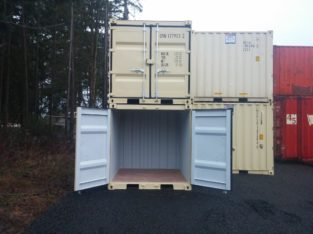 Sale of 3m(10ft, 6m (20ft) and 12M(40ft) Storage containers.