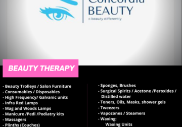 Beauty Therapy products