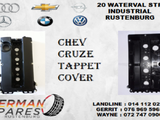 CHEV CRUZE TAPPET COVER FOR SALE