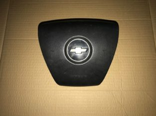 Chevrolet Captiva Used Steering Wheel Airbag & Spares Parts