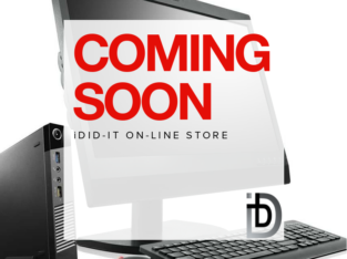 COMING SOON! iDID-IT online Store.