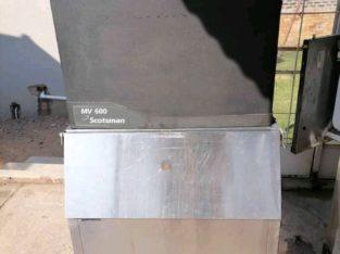 Mv600 scotsman ice maker