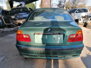 BMW E46 318I 1999 STRIPPING FOR USED SPARES