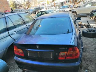 BMW 318I 2004 STRIPPING FOR USED SPARES