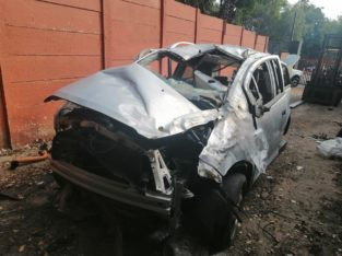 CHEV SPARK 1.2 2014 STRIPPING FOR SPARES
