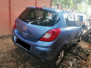 OPEL CORSA D TURBO STRIPPING FOR SPARES