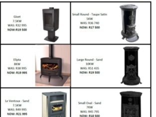 Godin Fireplace Specials for the month of June 2021