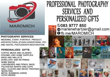 MAROMICH PHOTOGRAPHY AND PERSONILEZED GIFTS