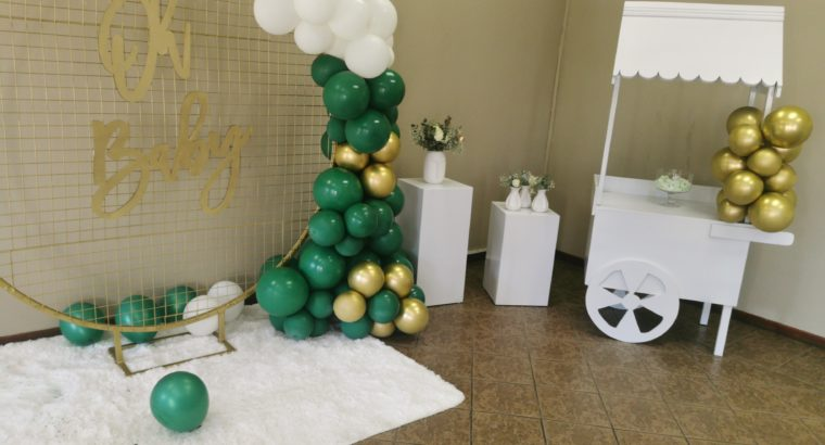 Decor, Catering, cakes