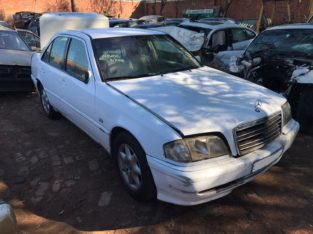 Mercedes-Benz C200 W202 1998 Auto Stripping for Used Spares Parts