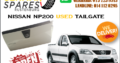 NISSAN NP200 TAILGAT FOR SALE