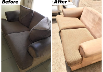 Couch Deep Cleaning/Residential and Office Cleaning/Sanitizing