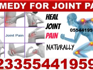 NATURAL REMEDY FOR JOINTS AND BODY PAINS