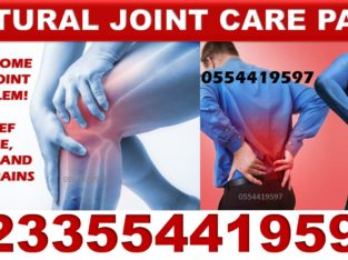 NATURAL SOLUTION FOR KNEE PAINS