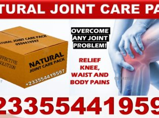 NATURAL SOLUTION FOR KNEE AND WAIST PAINS