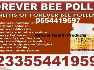 USES OF FOREVER BEE POLLEN