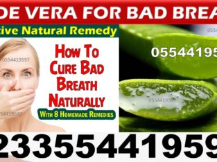 FOREVER LIVING PRODUCTS FOR MOUTH ODOUR