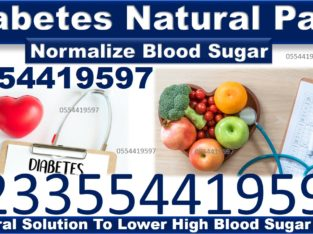 NATURAL SOLUTION FOR DIABETES REVERSAL