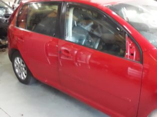 VW GOLF 5 2.0 STRIPPING FOR SPARES