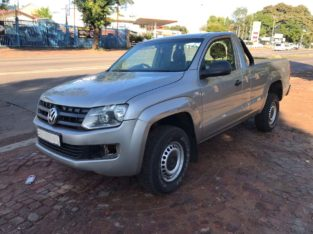 Volkswagen Amarok TSI 2.0 2010 CFP Stripping for Used Spares