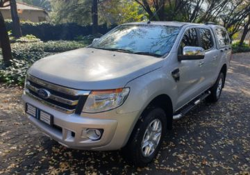 2015 Ford Ranger 3.2 TDCi Automatic D/cab
