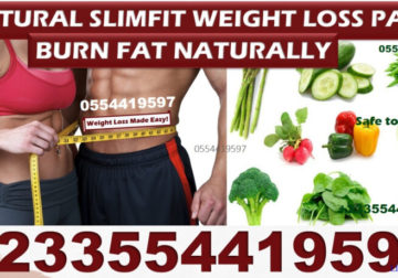 NATURAL SOLUTION FOR WEIGHT LOSS