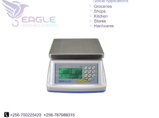 Where to buy stainless steel weighing scales in Kampala