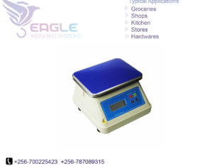 Where to shop for weighing scales in Kampala