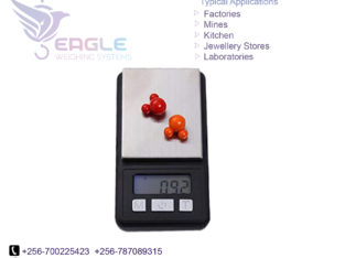 Jewelry scales for sale in Kampala