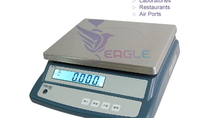 Table top scale electronic laboratory balance scales