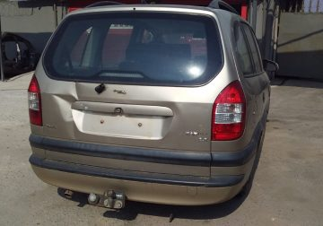 Opel Zafira 2.2 Auto stripping for spare parts
