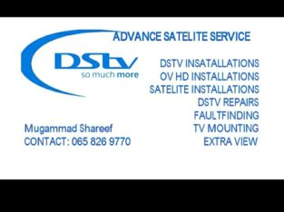 Advanced satellite services