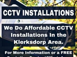 Quality and Affordable CCTV Installations
