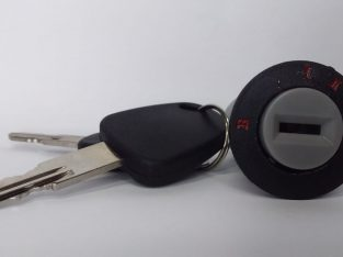 Ignition barrel and key for sale on opel chev suzuki