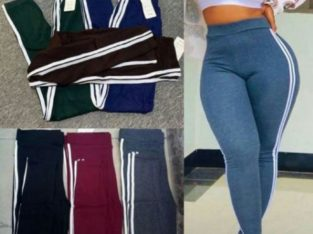 Tights are available