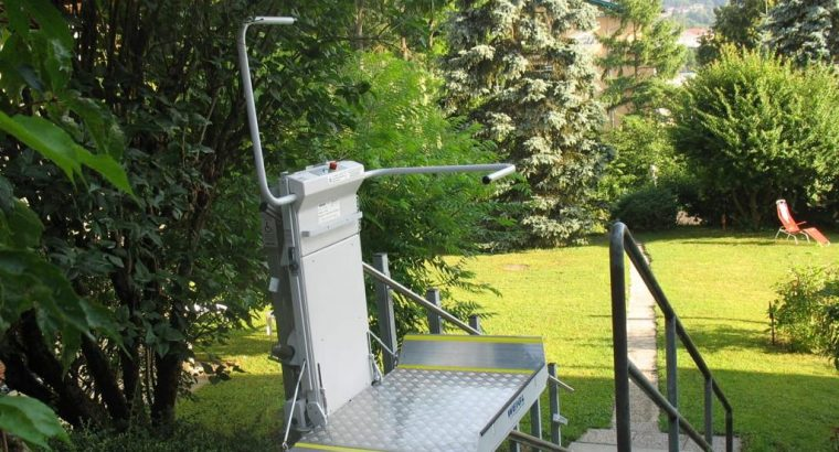 Lifting equipment for people with disabilities