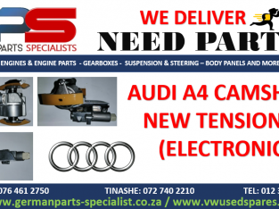 AUDI A4 NEW CAMSHAFT TENSIONER (ELECTRONIC)