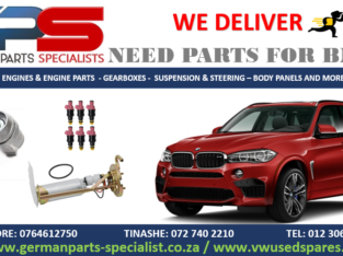 BMW USED REPLACEMENT PARTS / SPARES: ENGINES, GEARBOX, SUSPENSION