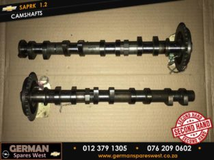 Chevrolet Spark 3 B12 1.2 Second Hand Camshafts Chev & Used Spare