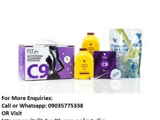 Forever Clean 9 Pack For Weight Loss