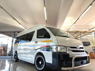2019 Toyota Quantum 2.5 D4D Sesfikile