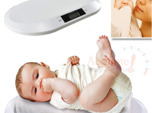 Versatile digital baby weighing scale with LCD backlit 0705577823