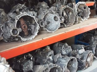 ASSORTED GEARBOXES FOR SALE