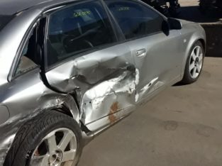 AUDI A4 1.8T STRIPPING FOR SPARES