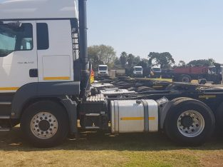2015 Man TGS 26.440 Truck Tractor 6×4 for sale.