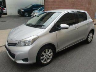 2013 Toyota yaris 1.3